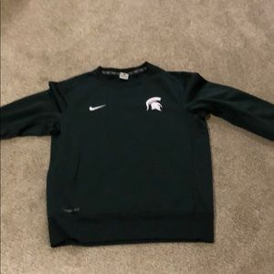Nike Michigan State Men's Large Crewneck